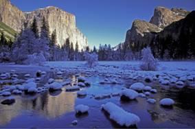 Viagem para Parque Nacional Yosemite